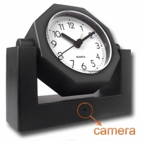 Small clock camera DVR 8gb 640x480